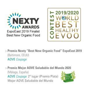 Premio AOVE Coupage Ecoprolive